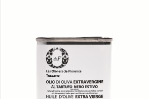 Huile d'olive à la truffe noire d'été