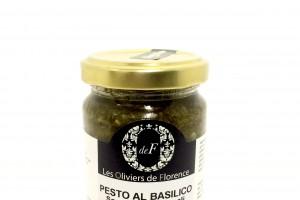 Pesto au basilic frais